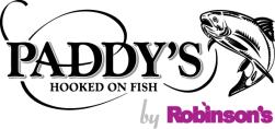 Paddy's Hooked on Fish NLH sponsors